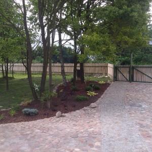 ogród w stylu wiejskim BioArt