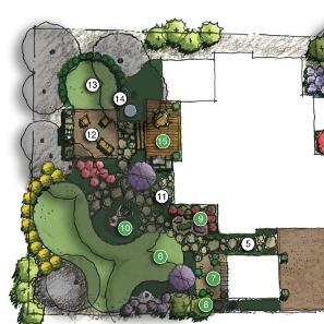 projekt ogrodu lubelskie