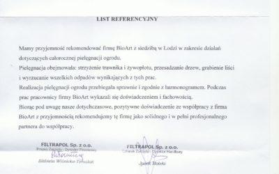 Filtrapol Sp. z o.o.